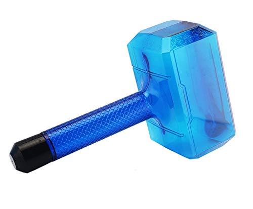 SummarLee Botella de Agua 57oz Recipiente 1.7l Thor Hammer Botella para Beber Cada Fan de Thor Marvel, Resistencia a Altas Temperaturas