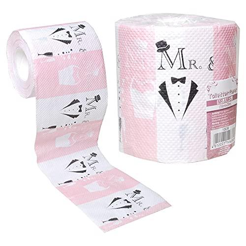 witziges Hocjzeitsgeschenk Toilettenpapier