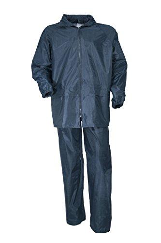 Tenue de pluie (L, Marine)