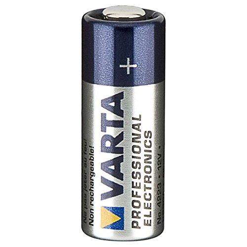 VARTA Batterie Professional Electronics Alkaline V23GA 8LR932 12V