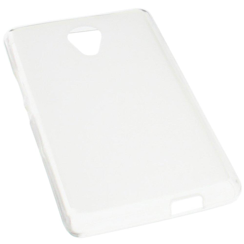 foto-kontor Funda para Lanix Ilium X710 Protectora de Goma TPU para móvil Transparente Blanca: Amazon.es: Electrónica