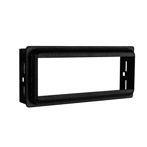 """Metra 99-4500 Installation Kit with 1/2"""" Extension for Select 1982-up GM/Chevrolet Vehicles (Black)"""