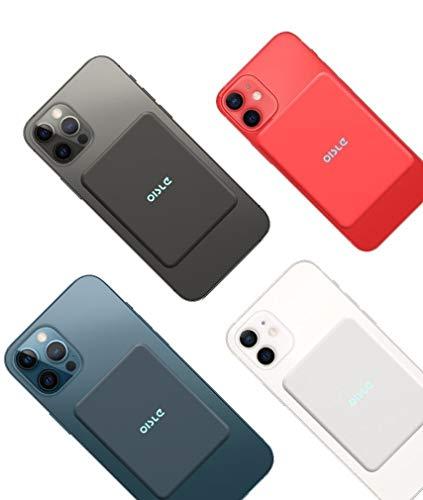 OISLE Cargador portátil para iPhone 12/12 mini/12pro/12pro max (azul)