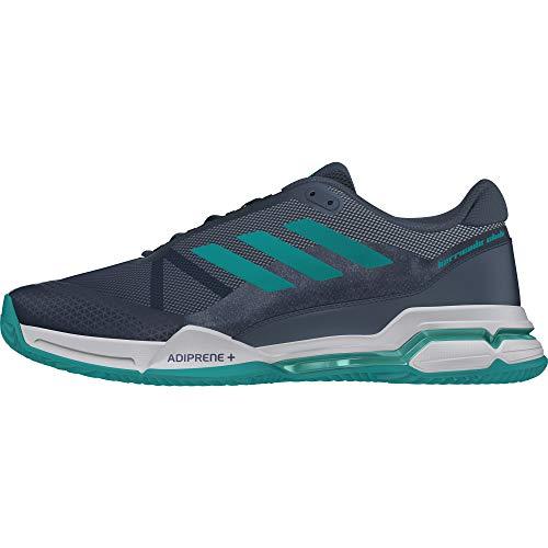 Adidas Barricade Club, Zapatillas de Tenis Hombre, Multicolor (Multicolor 000), 39 1/3 EU