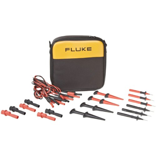 Fluke 700TLK Process Test Lead Kit, For 753/754 Multi-Function Process Calibrator