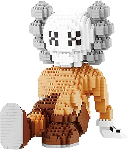Mini Bloques De Construcción Kits De Construcción KA-WS 3D Puzzle Toys Figure De Acción Modelo De Colección Juguete,B