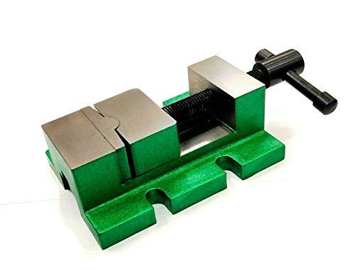 Backenbreite 44 mm Bohrmaschinen-Schraubstock für Vertikalschieber für MYFORD Drehmaschine & Fräsmaschinen Werkzeuge