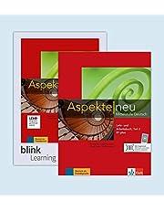 Aspekte neu B1 plus - Media-Bundle: Mittelstufe Deutsch. Lehr- und Arbeitsbuch mit Audios inklusive Lizenzcode für das Lehr- und Arbeitsbuch mit interaktiven Übungen Teil 2