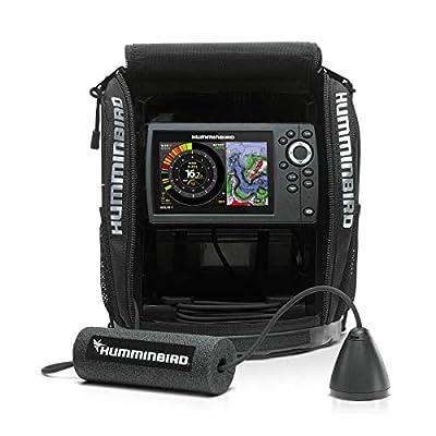 Humminbird ICE H5 Helix 5 Chirp GPS G2 FB Fish Finder 410970-1, ICE H5 Chirp GPS G2 FB