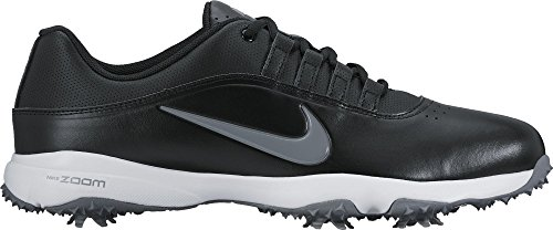 Nike Men's Air Zoom Rival 5 Golf Shoes, Black/Cool Grey/White, 12 M US