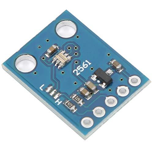 Kompatibel mit dem lichtempfindlichen Diodensensor Arduino UNO, GY-2561 TSL2561 Luminanzsensormodul Fotodiodenmodul Fotowiderstand für Arduino