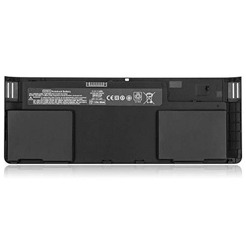 Hubei OD06XL Ersatz Akku Batterie für HP Elitebook Revolve 810 G1 Tablet HSTNN-IB4F HSTNN-W91C 698943-001 698750-171 H6l25AA(11.1V 44WH)