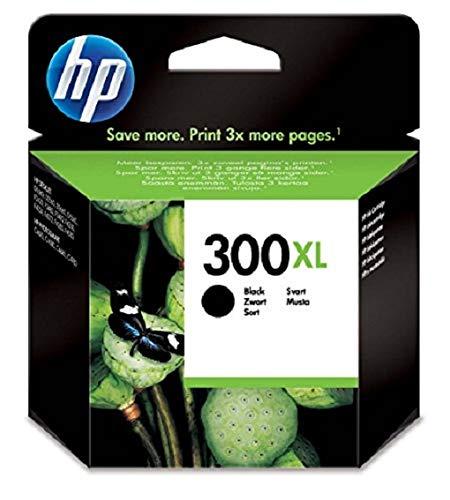 HP 300XL CC641EE Cartuccia Originale per Stampanti a Getto di Inchiostro, Compatibile con le DeskJet D2560, D2660, F4280, F4224, F4283 e Photosmart Se