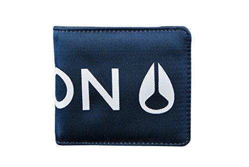 Nixon Patchwork Bi-Fold Wallet Portemonnaie