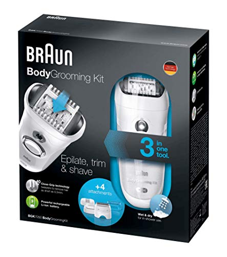 Depiladora masculina Braun BGK 7050