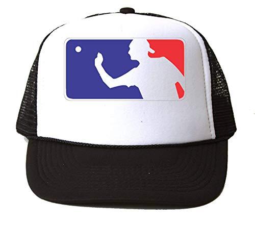 KRISSY Beer Pong League Logo Baseball Cap Unisex Mütze Kappe One Size