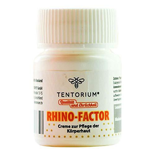 Nasen Heilsalbe - Rhino-Factor 15ml - Nasenpflege Creme bei Erkältung - reduziert Schwellung der Schleimhaut, lindert Schmerzen & schützt die Haut der Nase, hat antibakterielle und antivirale Wirkung