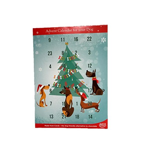 Pet-Bliss - Hund Johannisbrot-Adventskalender