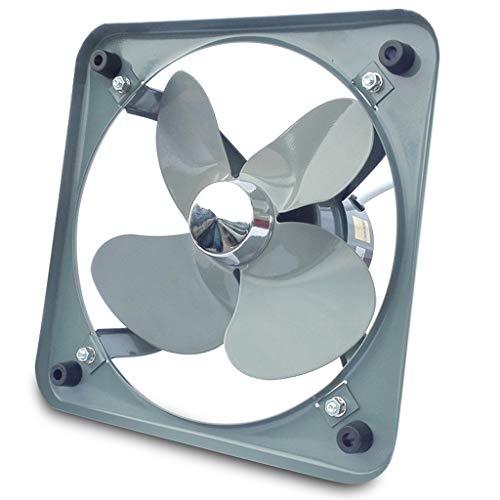 Ventilación Extractor Ventiladores de extracción domésticos Extractor de bajo ruido Ventilador Ventilador Ventilador tipo ventana Ventilador, for cocina e industria (Size : 10 Inches)