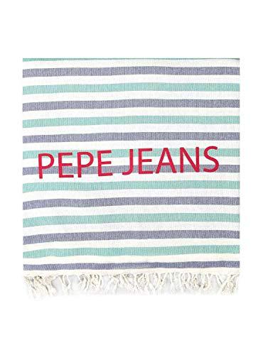 Pepe Jeans Toalla Stella Azul Mujer