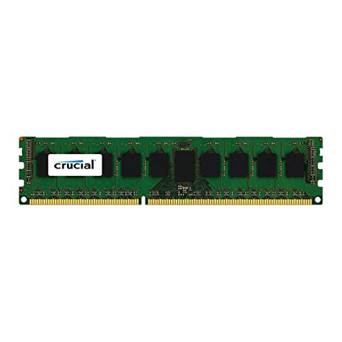 Crucial 4GB DDR3 1866MHz PC3 14900 240-pin Memory Module CT51272BA186DJ