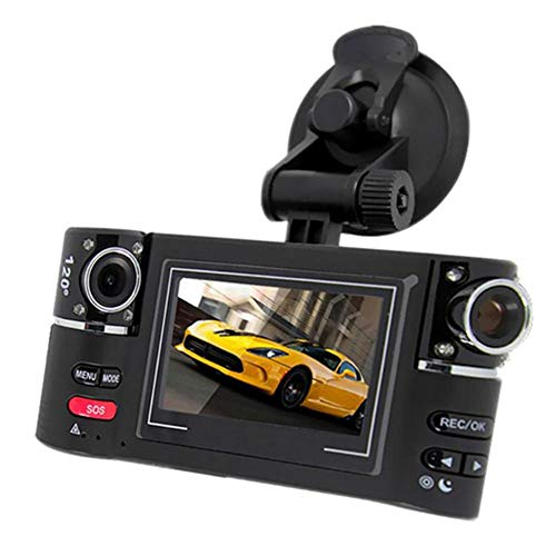ZQQFR Dual-Schlag-Nocken, Full HD 1080P Auto DVR 2.7