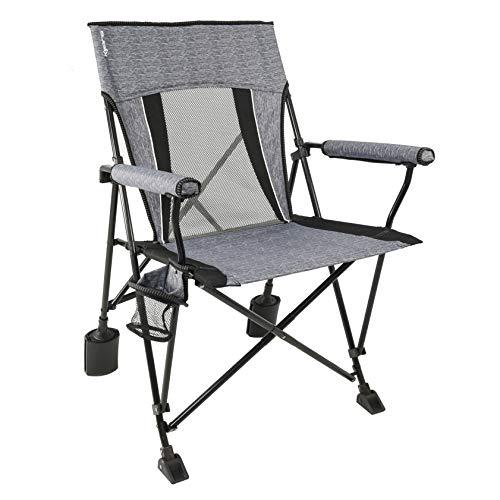 Kijaro Rok-it Chair, Hallett Peak Gray, Large (99012)