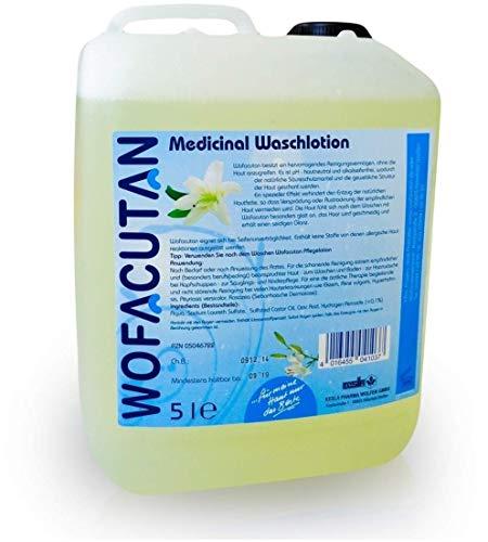 WOFACUTAN medicinal Waschlotion 5 l