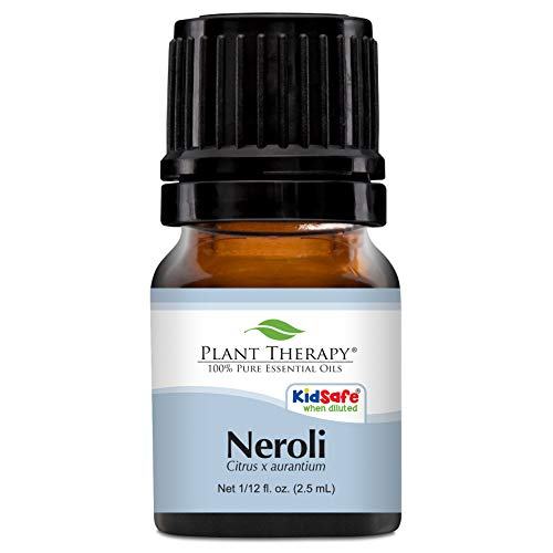 Plant Therapy Neroli Essential Oil 2.5 mL (1/12 oz) 100% Pure, Undiluted,...