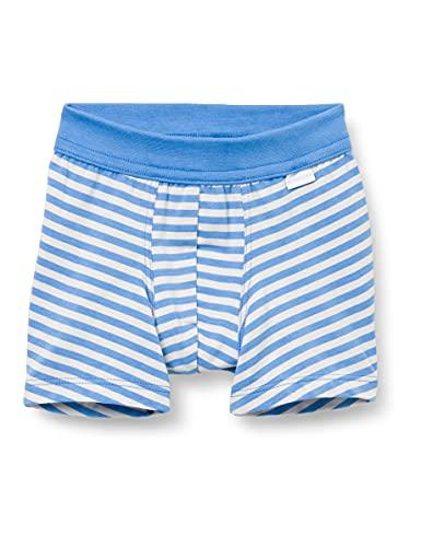 Schiesser Jungen Shorts Unterwäsche, blau, 104