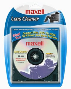 The Great Cleaner, CD Lens, CD-340 - 190048