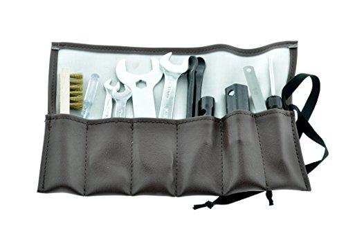 Werkzeugsatz 13-teilig passend für Simson SR2 Werkzeug - Tasche, Rolle