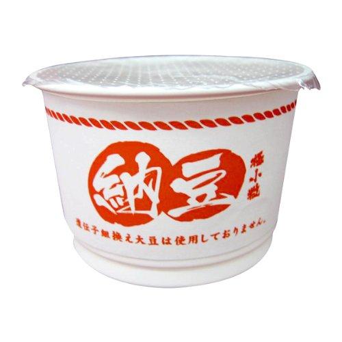 お店のための カップ納豆極小粒 20g 50個【冷凍】【UCCグループの業務用食材 個人購入可】【プロ仕様】