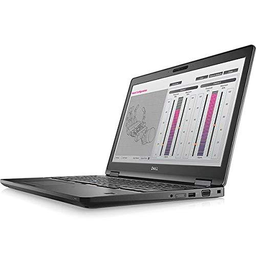 Dell Precision 15 3530 Mobile Workstation, Intel Core i7-8850H, 32GB RAM, 256GB SSD+2TB SATA, 15.6' 1920x1080 FHD, 4GB NVIDIA Quadro P600, Dell 3 YR WTY + EuroPC Warranty Assist, (Renewed)