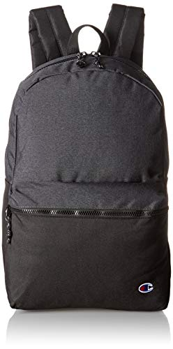Champion Unisex-Adult's Ascend Backpack, black, One Size