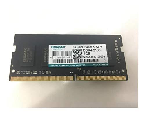 Memoria RAM para Notebook DDR4 4GB 2133mhz Kingmax Pc4 17000