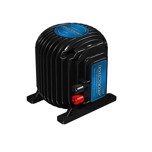 ButtKicker BK-LFE - Subwoofer (5-200 Hz, 1500W, 4 Ohmio, Negro, 13,65 cm, 13,97 cm)