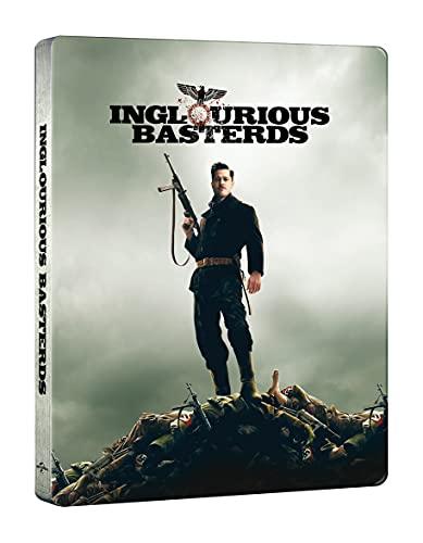 Bastardi Senza Gloria Steelbook (4K Ultra HD + Blu-ray) (2 Blu Ray)