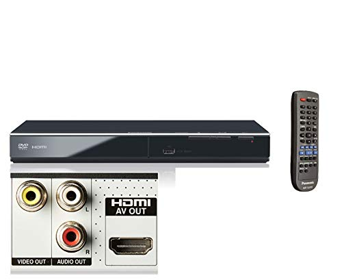 Panasonic Panasonic DVD-S700 Region-Free DVD Player (PAL/NTSC Compatible) Premium Overseas Specification