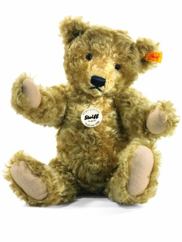 Steiff Classic 1920 Teddy Bear Light Brown 10'