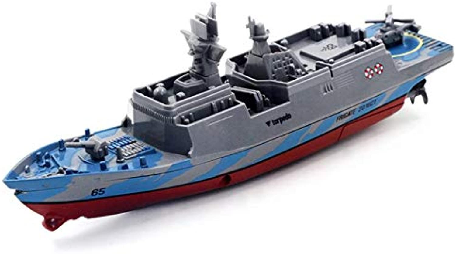 Generic Remote Control Challenger Aircraft Carrier RC Boat Warship Battleship M3304 D