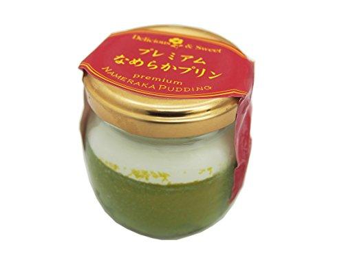 どんど焼本舗 抹茶プリン(冷凍) 1個
