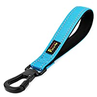 Heavy-Duty Safety Auto Locking Carabiner: Use a ultra-strong Auto Locking Carabiner Clip which has a tension force limit of 15 KN (330 lbs) – the same kind of clip that rock climbers use and trust with their life! The Clip can be lockable and automat...