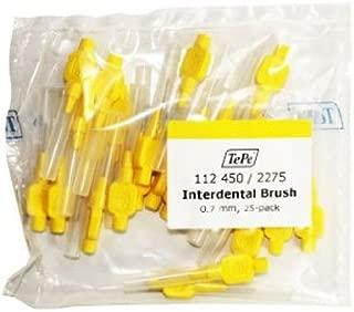 TePe 0.7 mm Size 4 Interdental Brush - by TePe