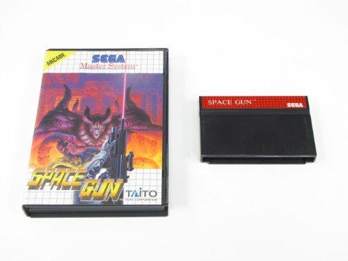 Space Gun - Master System - PAL