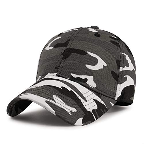 UV Protection Outdoor Cap Unisex Operator Cotton Flexible Fit Baseball Cap