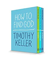 How to Find God 3-Book Boxed Set: On Birth; On Marriage; On Death