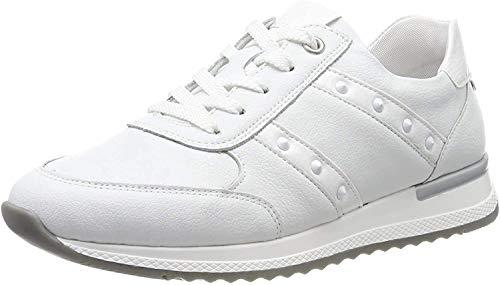 Remonte Damen R7023 Sneaker, Weiß (Weiss/Bianco 80), 39 EU