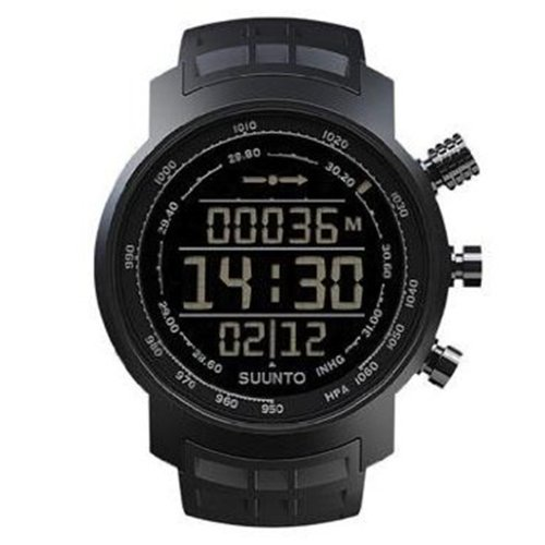 Suunto Elementum Aqua Watch Aqua Negative Rubber, One Size