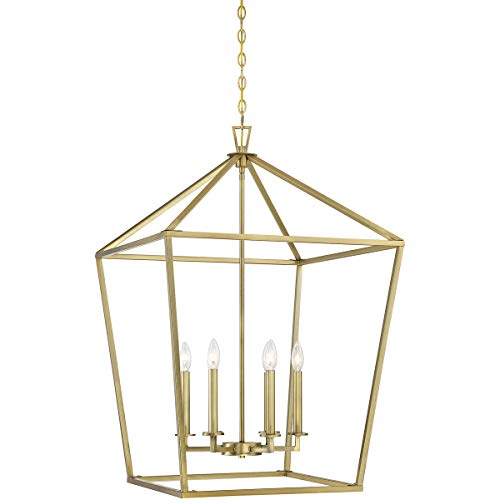 Savoy House 1-322-6-322 Townsend 6-Light Foyer Pendant in a...
